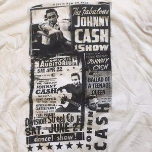 Johnny Cash t-shirt size L